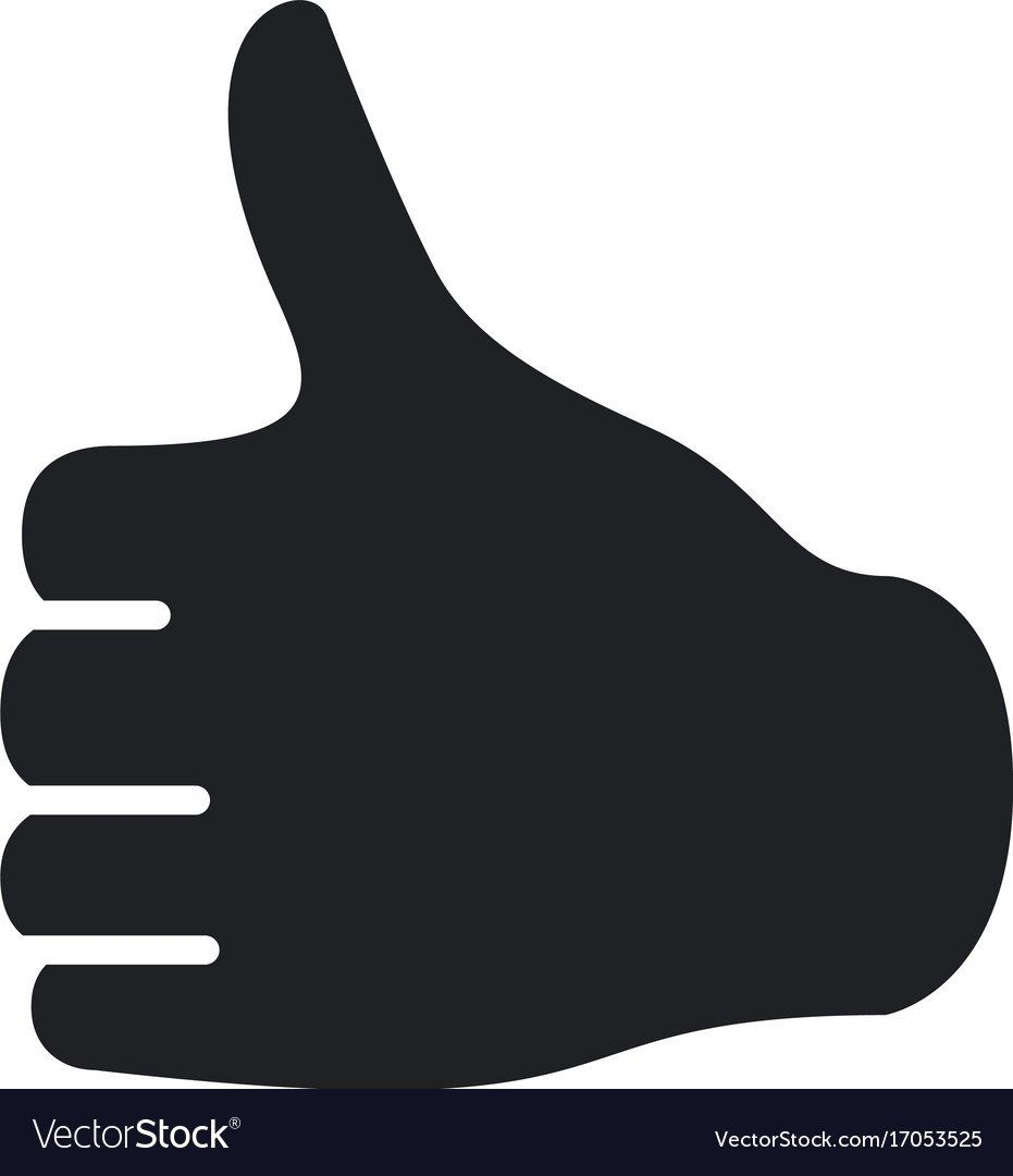Left hand thumb