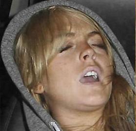 Lindsay lohan orgasm