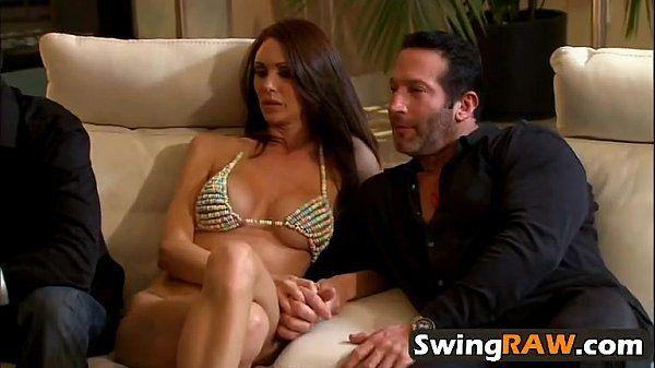 best of Wife swinger Spanked