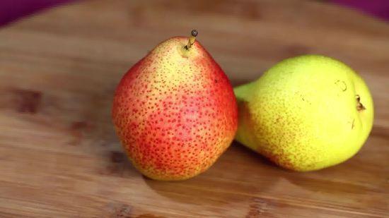 Asian pears ripe