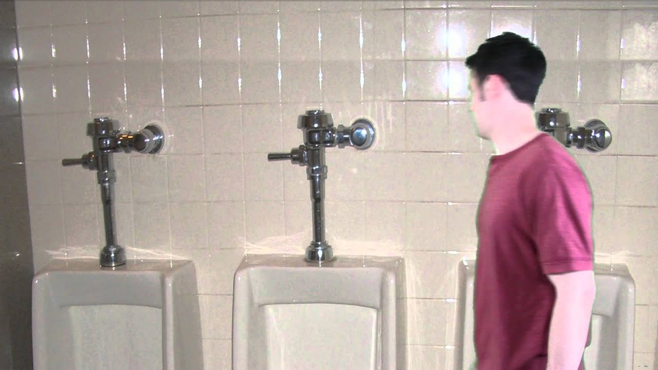 Shower peeing video you tube