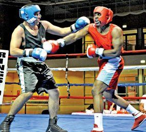 White L. reccomend Amateur boxing in the