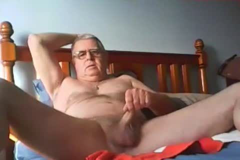 Very old grandpa gay cumshot