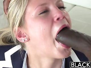 Tiny throat fuck