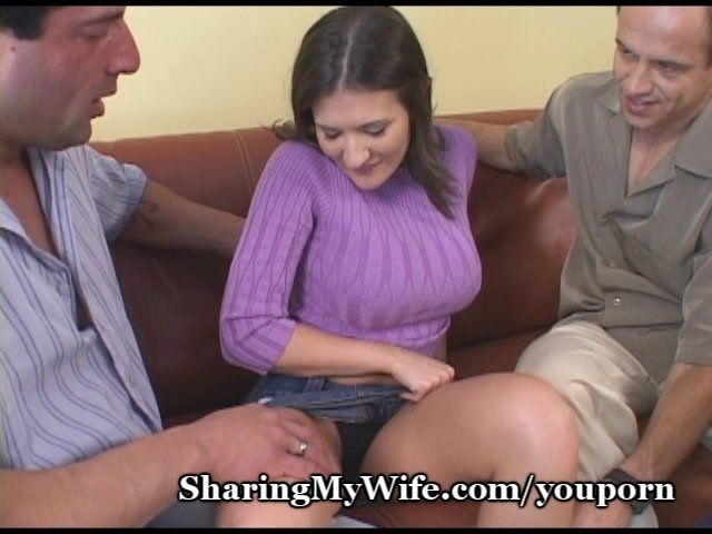 Sharing the wife porn