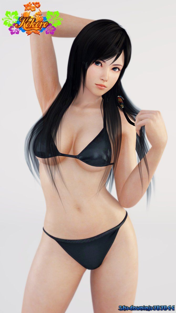 Dead or avlive hentai galleries