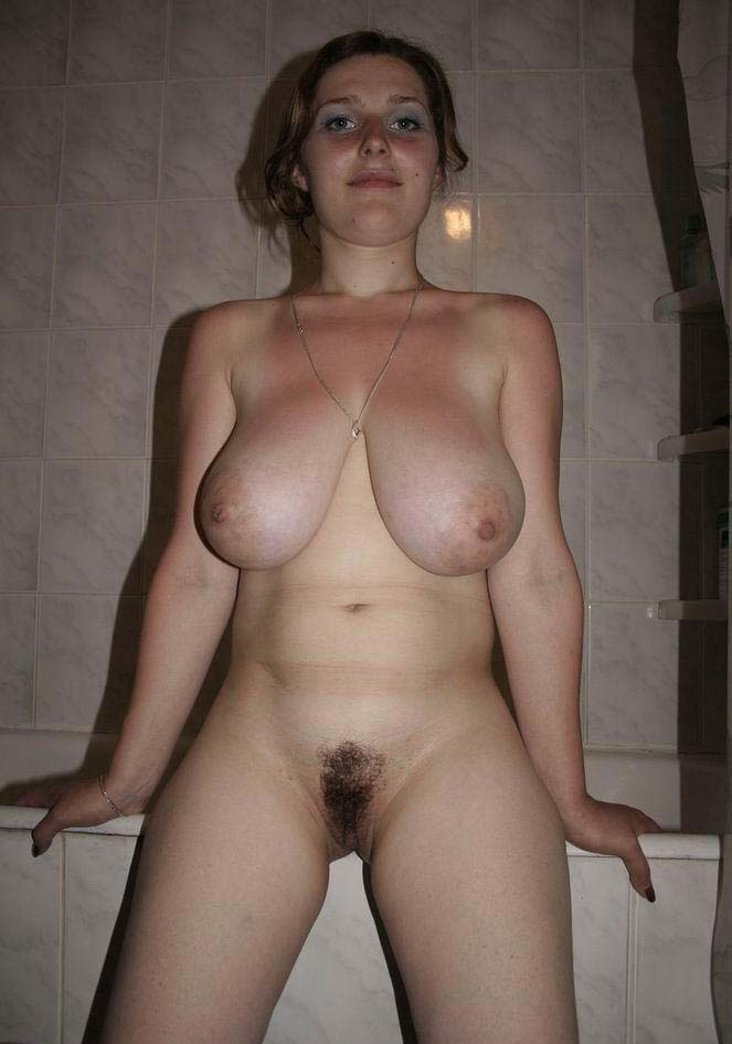 Mature amataur big natural