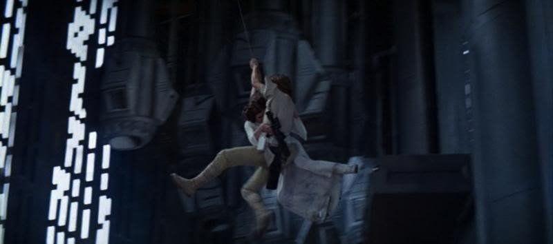 best of Swinging across Luke bridge leia and