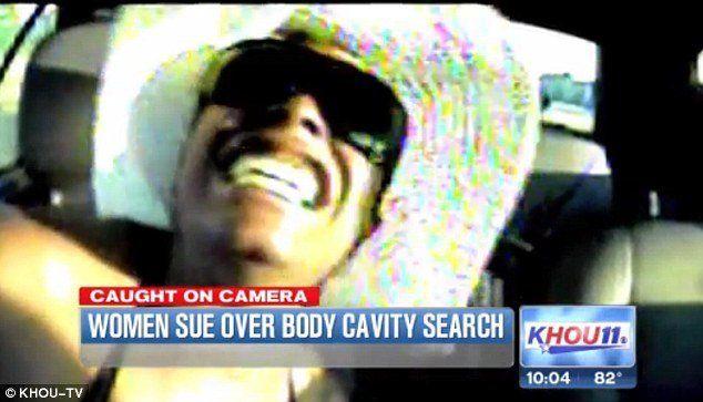 best of Strip searches prison Ebony