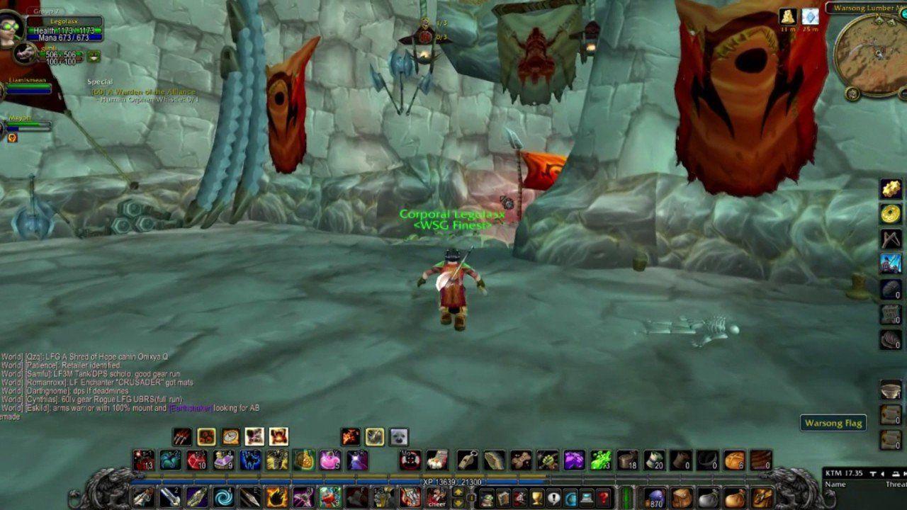 Lvl 19 twink hunter gear