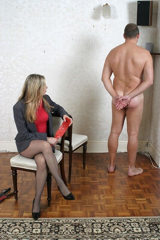 Cheddar reccomend Cock discipline femdom