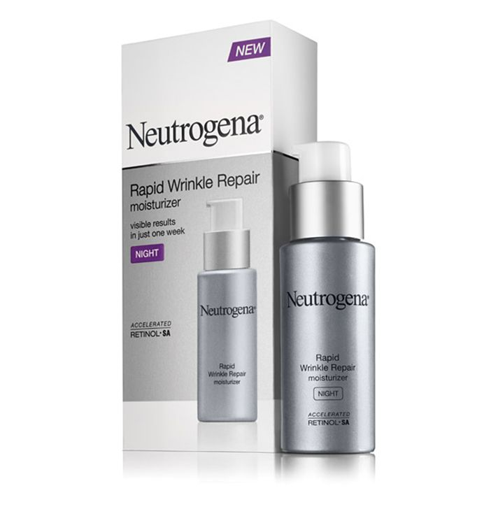 Best drugstore facial products with retinol