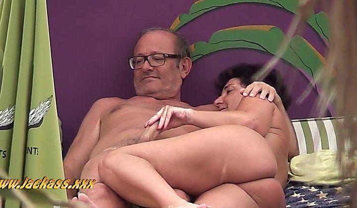 Nude mature couples voyeur