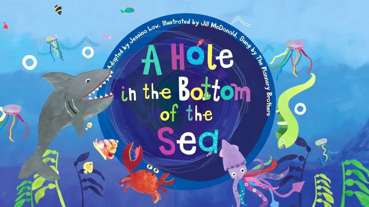 best of In a hole the the bottom sea is of There