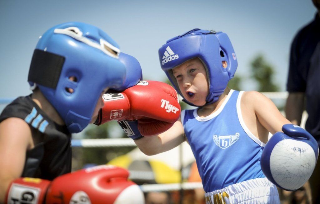 Amateur boxing in the