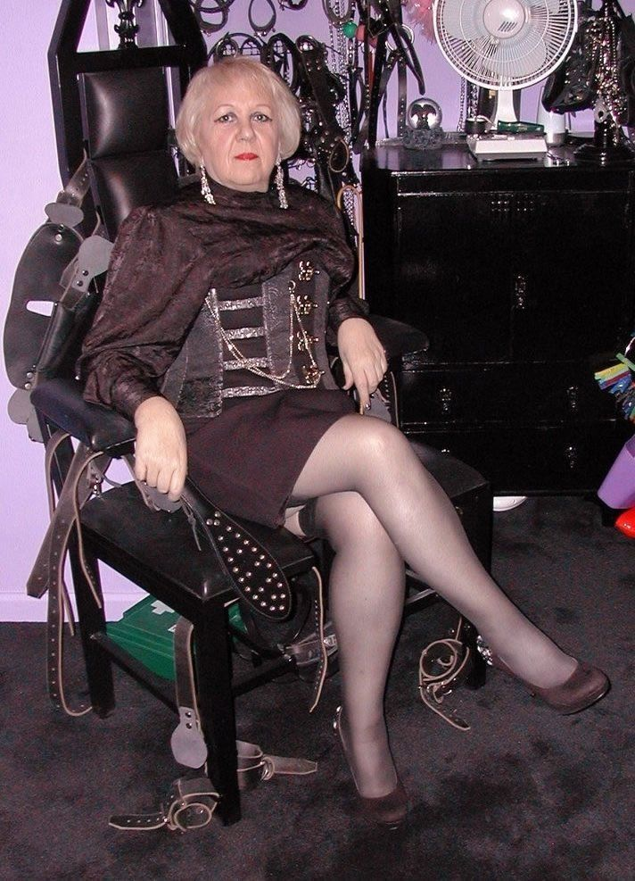 Mature mistress london