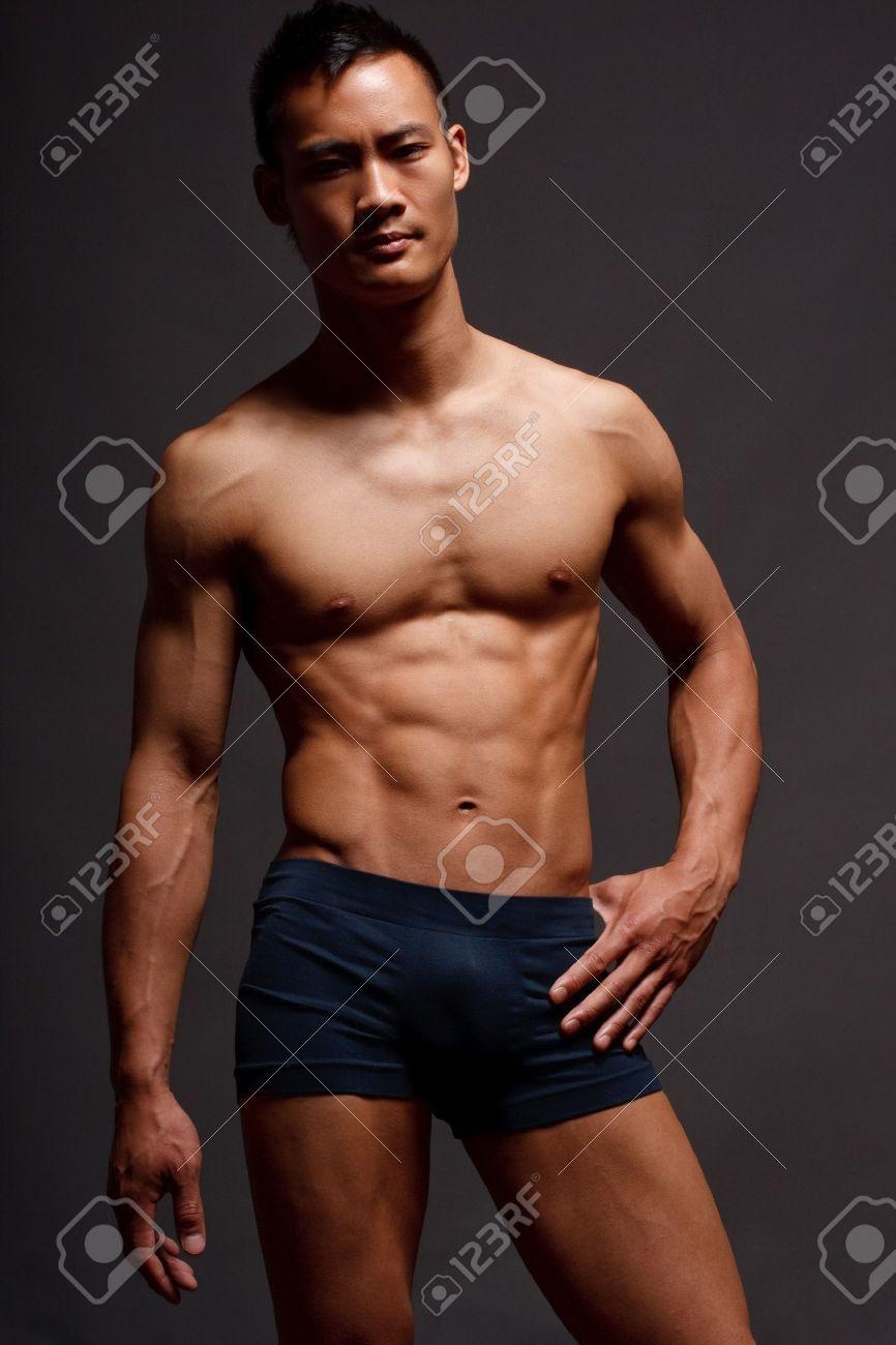 Bullseye reccomend Asian male bodybuilder