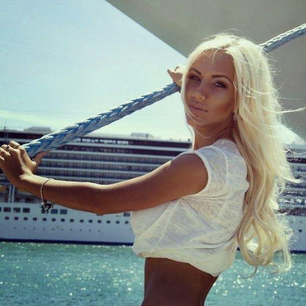 best of Beautiful blonde Amateur