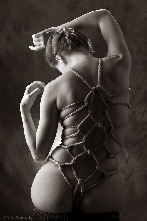Artistic images of big beautiful women in bondage
