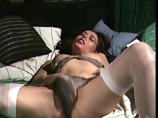Mad D. recommend best of Tied suspended blowjob