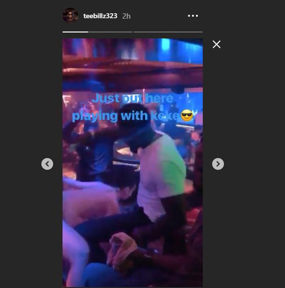 best of Club Chills strip