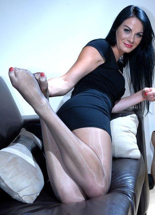 Legs nylons pantyhose