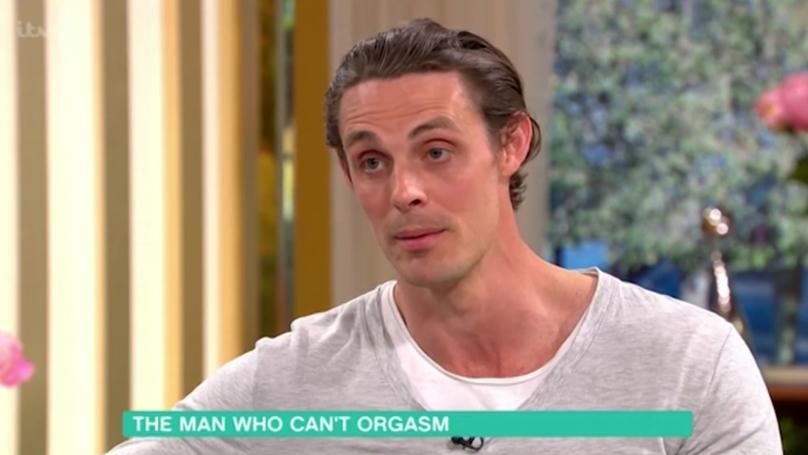 FB reccomend Man can not orgasm