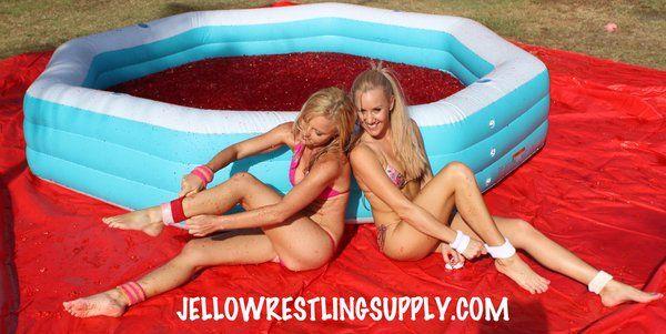 Cutlass reccomend Bikini jelly mud wrestling