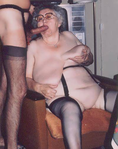Granny mature old oldie slut