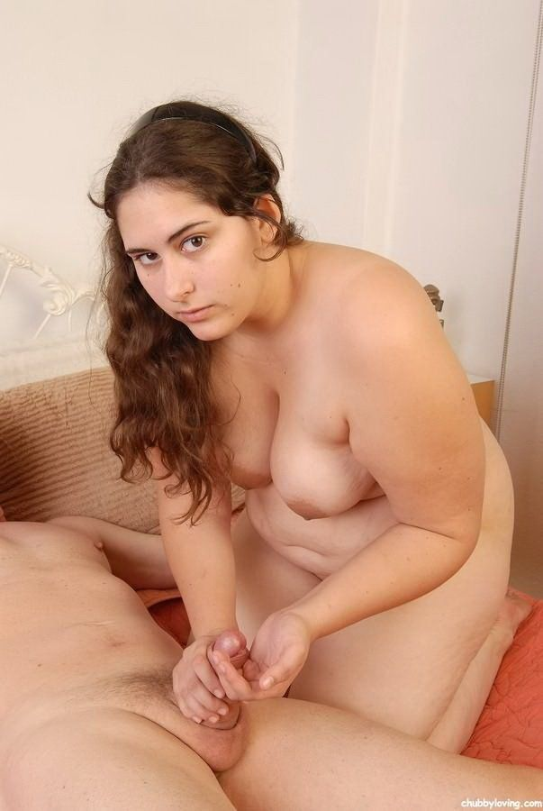 Guy massaging girl body nude