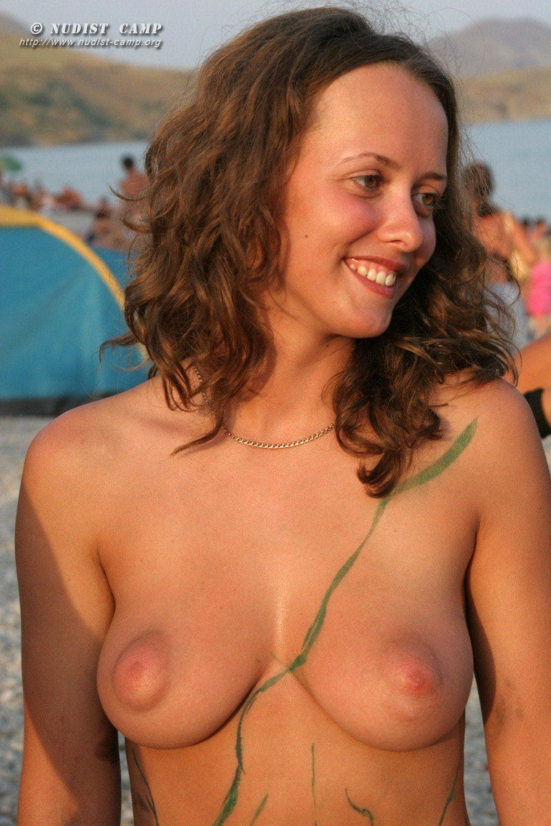 full frontal camp girls nudity Nudist
