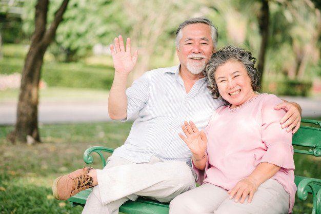 best of Seniors tour Asian