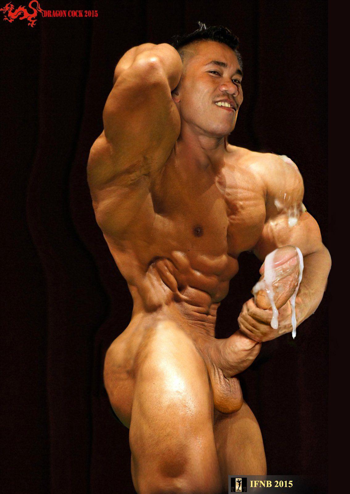 POTUS reccomend Body builder cock huge