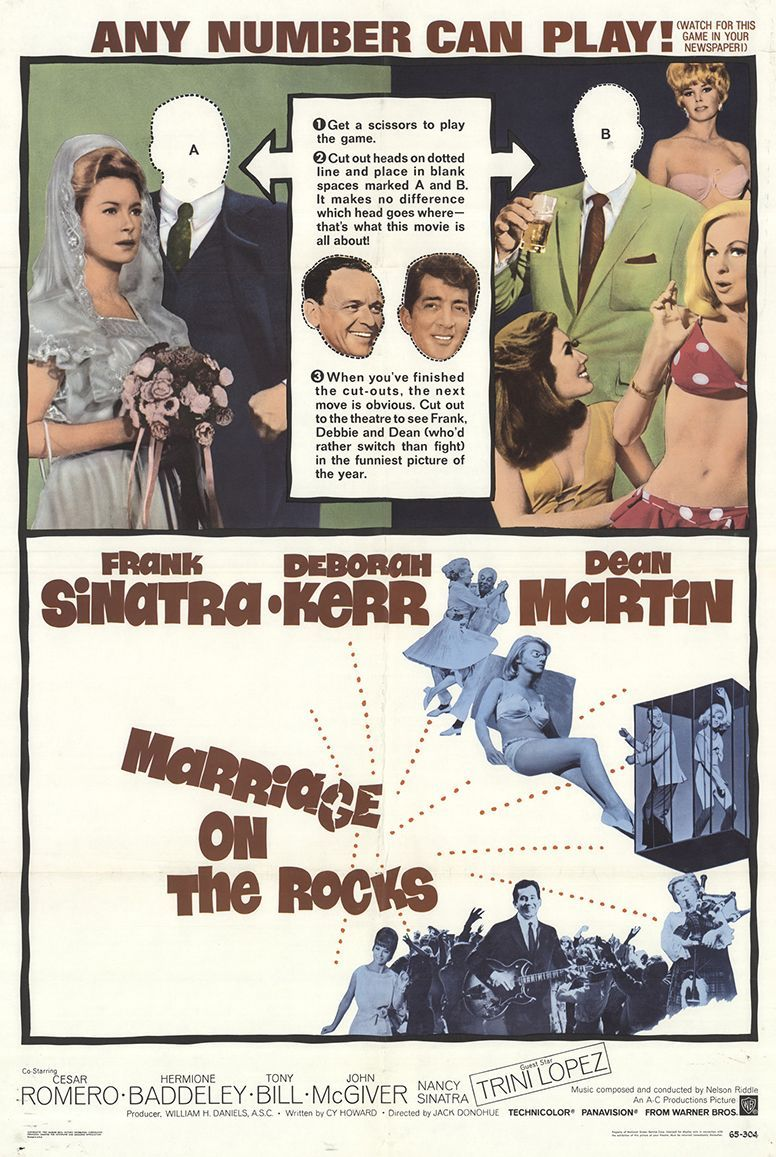 best of 60s film 2007 swinging calendar wall poster from