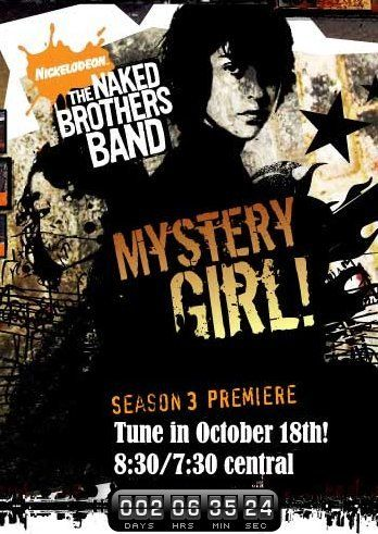 Bullseye reccomend Mystery girl by naked brothers band