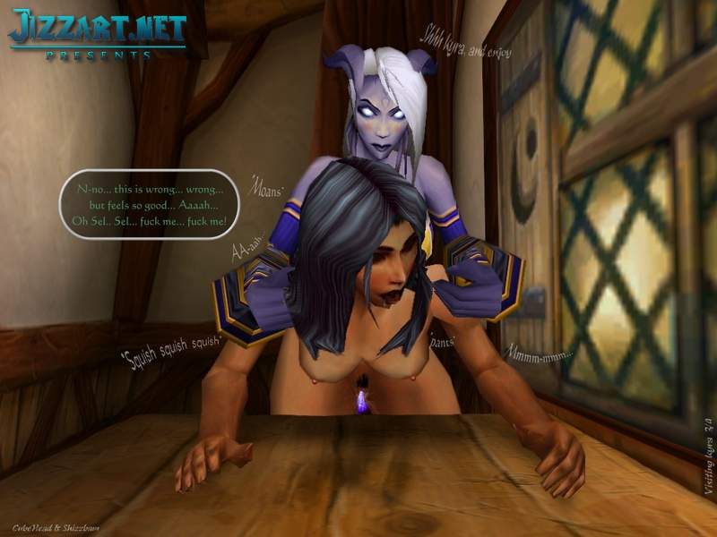 World of warcraft succubus hentai porn