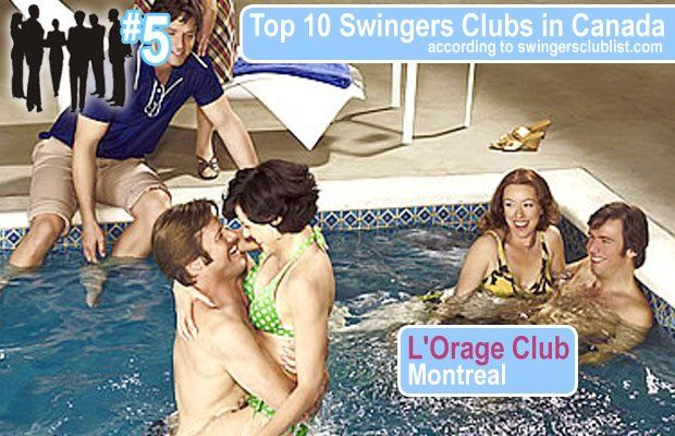 Swingers club burlington