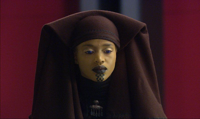 DEANNA: Jedi master luminara blowjob