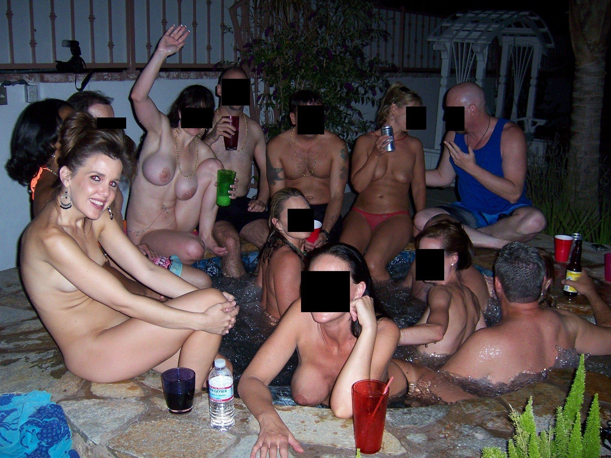 Sexy halloween nude