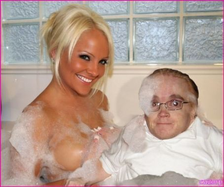 Eric the midget and air force amy