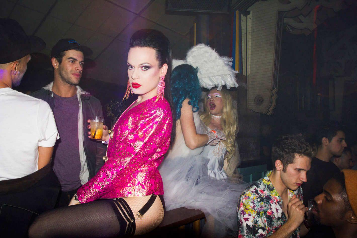 Whiskey reccomend Asian gay bar nyc