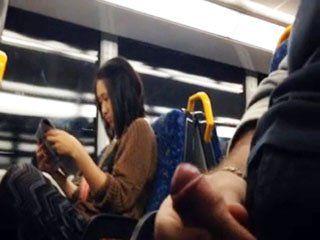 best of Masturbation train a Japanese on