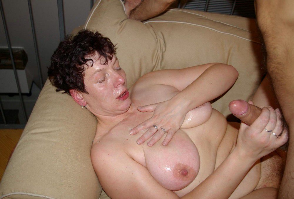 Anal black moms with white guys
