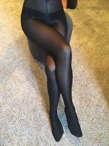 best of Shiny pantyhose Black