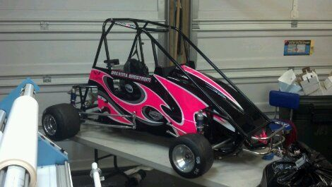 Quarter midget designs