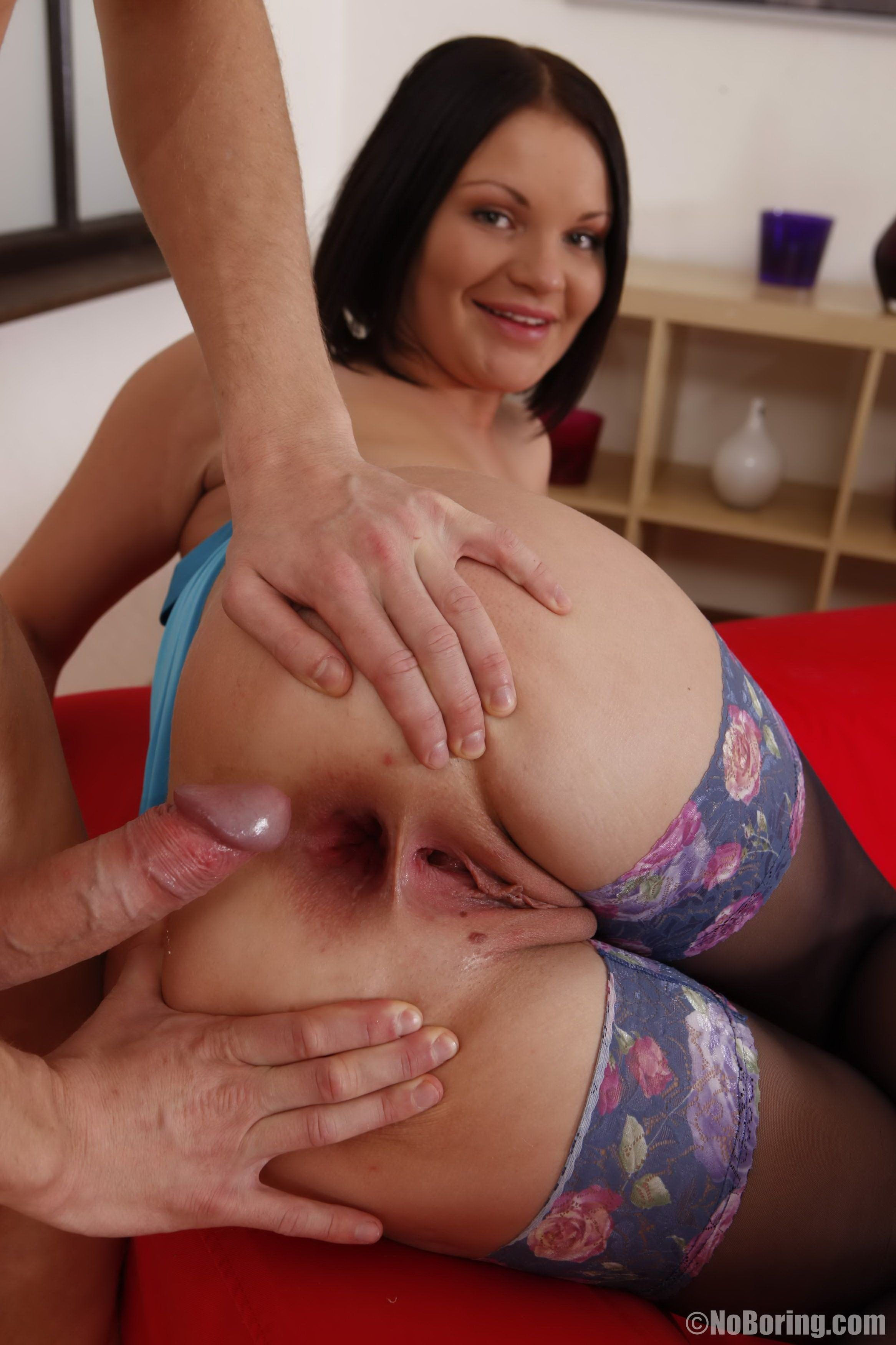 Breast Oiled Play