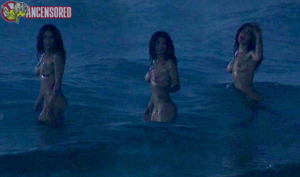 Vintage nude beach videos
