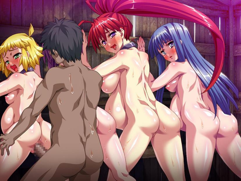 Anime sex movie