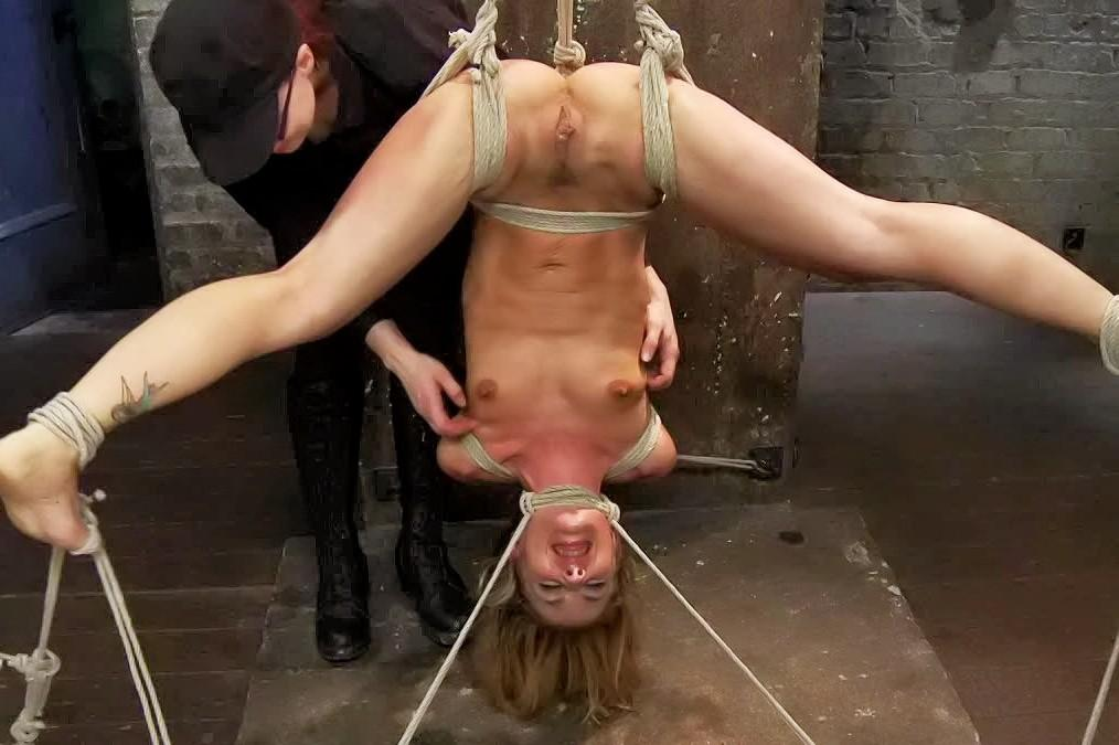 best of Cunt spread Bondage