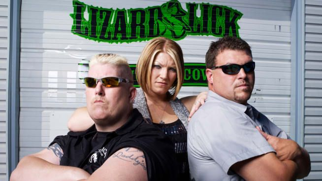 Full lizard lick towing episodes